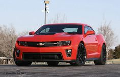 2012 Chevrolet Camaro ZL1 Has An Insatiable Appetite for Air and Pavement  My other love <3