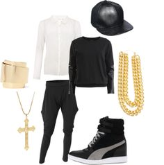"""Outfit inspired by: Topp Dogg """"Arario"""" MV"""