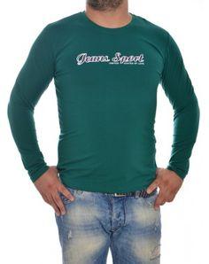 Μακρυμάνικες ανδρικές μπλούζες Long Sleeve Tops, Sleeves, Sweaters, Mens Tops, T Shirt, Fashion, Supreme T Shirt, Moda, Tee