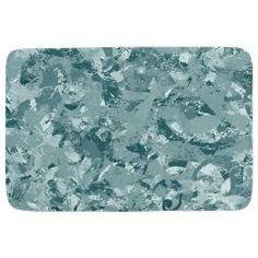 Blue Splash Bathmat> Home Decor> Lisa Williams Art