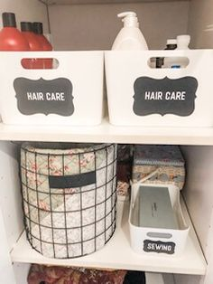Gorgeous photo - check out our brief article for a lot more tips and hints! Laundry Labels, Laundry Signs, Dyi Organization, Laundry Supplies, Laundry Room Inspiration, Farm House Colors, Crate Shelves, Farmhouse Laundry Room, Kitchen Redo