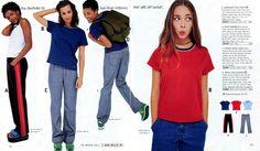 Delia's Catalog Spring Break 1998