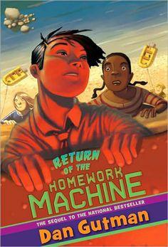 Book 2 - The Homework Machine