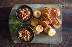 Buscador de recetas en blogs chilenos: Las mejores recetas de sopaipillas chilenas