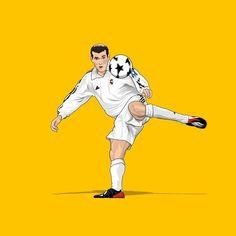 Soccer Theme, Soccer Art, Football Art, World Football, Football Players, Football Player Drawing, Legends Football, Club Poster, Chelsea Football