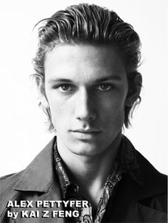 Alex Pettyfer - L'uomo Vogue by Kai Z Feng Blog, via Flickr