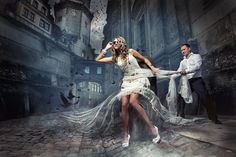 Sergey Ivanov is a professional photographer who shoots incredible wedding photos…