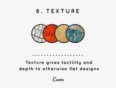 Design elements and principles – Learn Web Design, Slide Design, Flat Design, Your Design, Graphic Design, Elements And Principles, Design Theory, Article Design, Art Tips