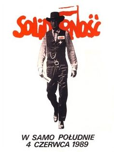 High Noon, Solidarity Poster 1989