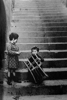 La beauté est dans l'œil de celui qui regarde (Photo by Pepi Merisio, 1963