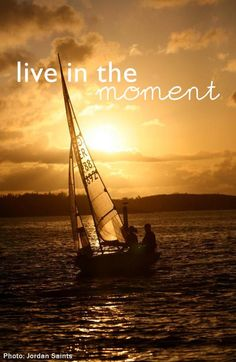 Live in the moment | Bermuda