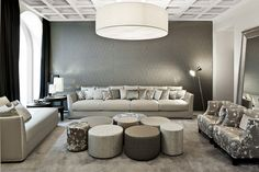 The Berenson sofa by Oasis, covered with fabric in a glacial hue.