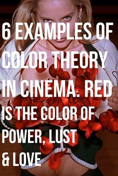 6 examples of how colour theory has been used in cinema. Read the post for more info   Filmmaker