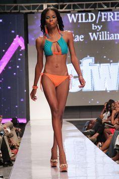Jamaican Designer RAE WILLIAMS'  2013 Wild/Free Line