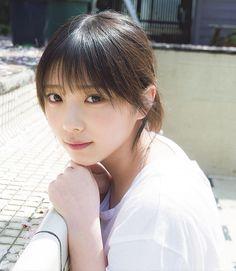 Asian Cute, Cute Asian Girls, Beautiful Asian Girls, Cute Girls, Japanese Beauty, Asian Beauty, Redhead Girl, Japan Girl, Female Portrait