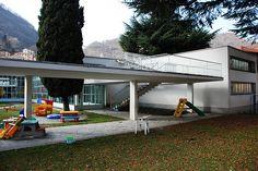 Asilo Sant'Elia, Como, Giuseppe Terragni, 1935-1937