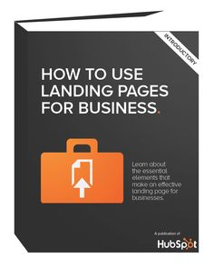 An Introductory Guide: How to Use #Landing-.Pages for Your #Business