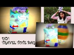 In this video, we have transformed a plain canvas tote bag into a travel inspired one. It is very easy to make and looks like professional. Craft Tutorials, Craft Ideas, Plain Canvas, Easy Youtube, Travel Tote, Canvas Tote Bags, Fun Crafts, Awesome, Diy