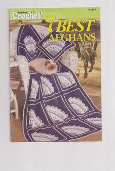 Hooked on Crochet 7 Best Afghans Patterns Crochet