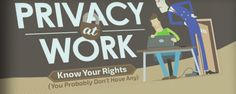 Everything You Ever Wanted to Know About Privacy at Work #ROFL #Infographic #music #headphones #headphones