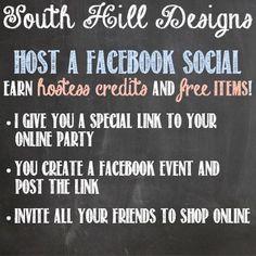 https://www.facebook.com/LiveLaughLoveLocketsSHD http://www.southhilldesigns.com/marneebene