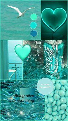 Turquoise Aesthetic Wallpapers | Iphone Wallpaper Tumblr