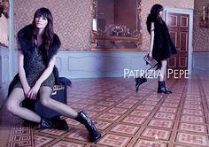 PATRYCJA GARDYGAJLO FOR PATRIZIA PEPE 2014
