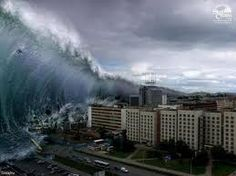 I was watching tv last night and the topics of tsunami's came up again as it has frequently since the Japanese earthquake/tsunami. We in San Francisco have it pretty good if we're hit by a tsunami and let me tell you why. Mega Tsunami, Tsunami 2011, Tsunami Waves, Tsunami Warning, Japan Earthquake, Earthquake And Tsunami, Vicks Vaporub, Natural Phenomena, Natural Disasters