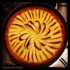 Cocinar con-Ciencia: Tarta de manzana de la abuela