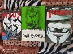 Graphic novels Art Spiegelman, Steve Moore, Will Eisner, Graphic Novels, Joker, Classic, Fictional Characters, House, Derby