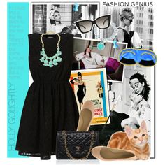 """Test Your Fashion IQ: Lights Down Edition"" by houseofhauteness on Polyvore"