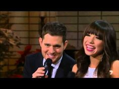 Michael Bublé Rockn' Around The Christmas Tree Jingle Bell Rock featCarly Rae Jepsen cut - YouTube