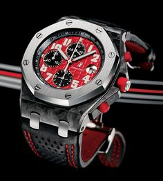 AUDEMARS PIGUET - Royal Oak Offshore Singapore Grand Prix F1 Chronograph. Эксклюзивные модели 2008
