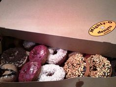 Mighty-O Donuts | Chronic Cravings