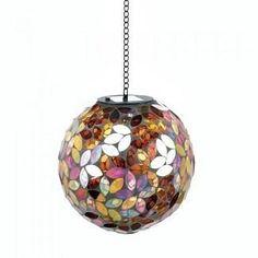 Confetti Solar Mosaic Ball-Large