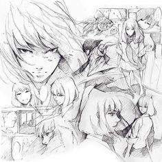 pencil sketch #illustration #paint #drawing #絵 #画 #イラスト #イラストレーター