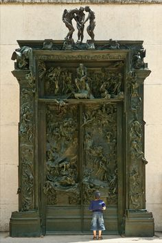 Si el infierno existe y tiene puertas, las esculpió Rodin