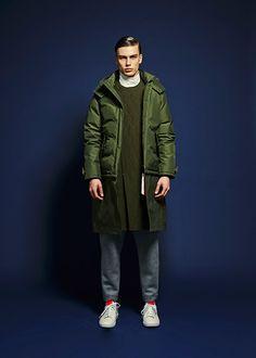 #Menswear #Trends undecorated MAN Fall Winter 2015Otoño Invierno #Tendencias…