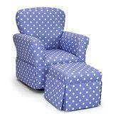 Found it at Wayfair Supply - Kelso Maggie Kids' Rocking Chair & Ottoman Set