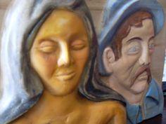 El pintor y su musa de Franjo
