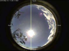 All Sky Cam.com - BSM-Hamren, Ocean View, Hawaii