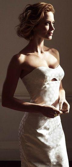 Emily Blunt photographed by Simon Emmett for C Magazine