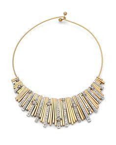 The Zahra Necklace by JewelMint.com, $298.00