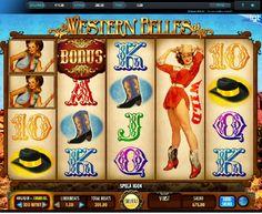 Dörrarna till Vilda Västern lovar dig megavinster! http://www.gratis-slot.com/spel/slotmaskiner-western-belles #gratisslot #westernbelles #spel