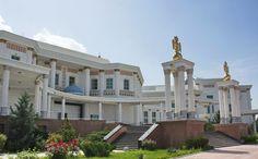 Museo Nacional de Historia Turkmenistan #ashgabat #tuskmenistan #asia #travel #tourism #takemysecrets