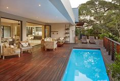 Asian Style Deck Design Ideas, Pictures, Remodel and Decor