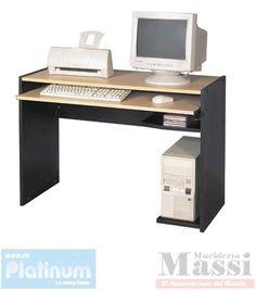 Bricolaje como hacer plano escritorio para pc de tableros de melamina en el proyecto 4 vamos a - Tablero escritorio ...