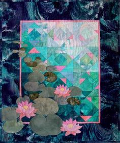 Lily Pond Quilt