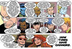 The X-Men's Last Thanksgiving