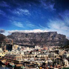 I love Cape Town.